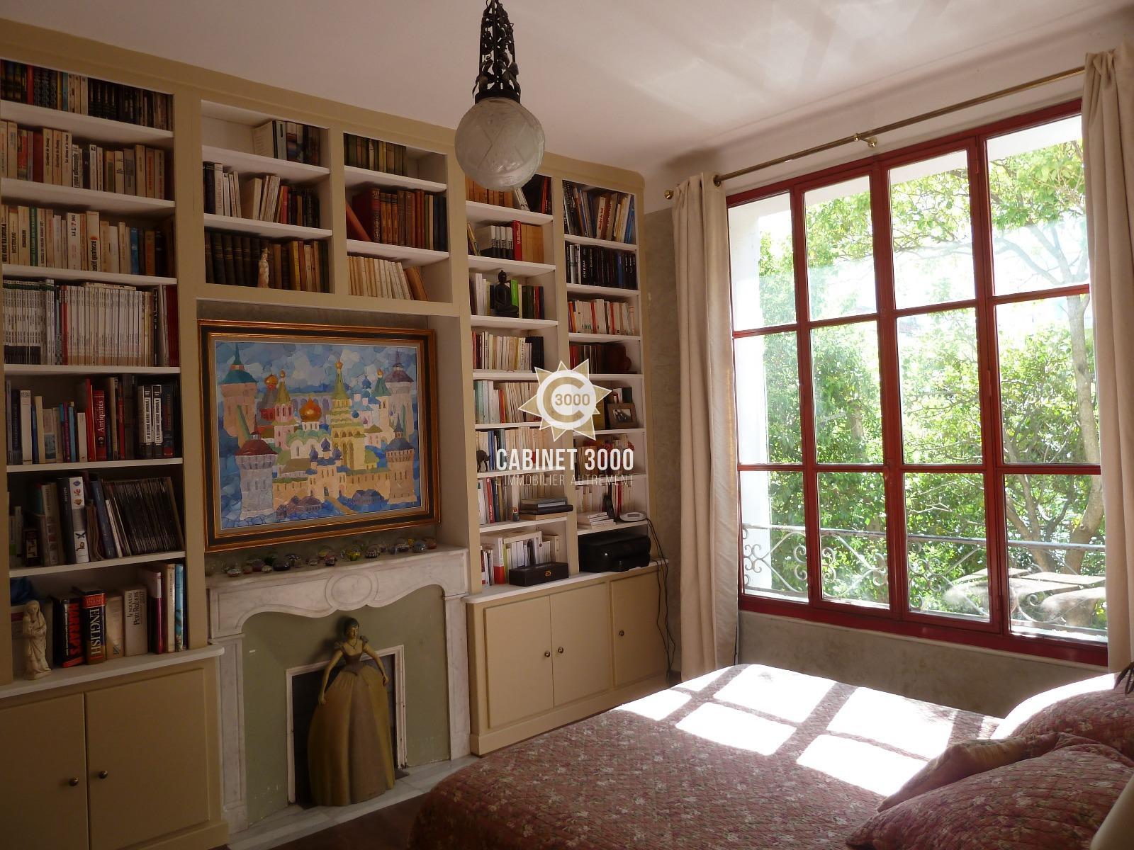 Vente m1223 toulon le mourillon maison t8 avec jardin - Maison jardin brisbane toulon ...